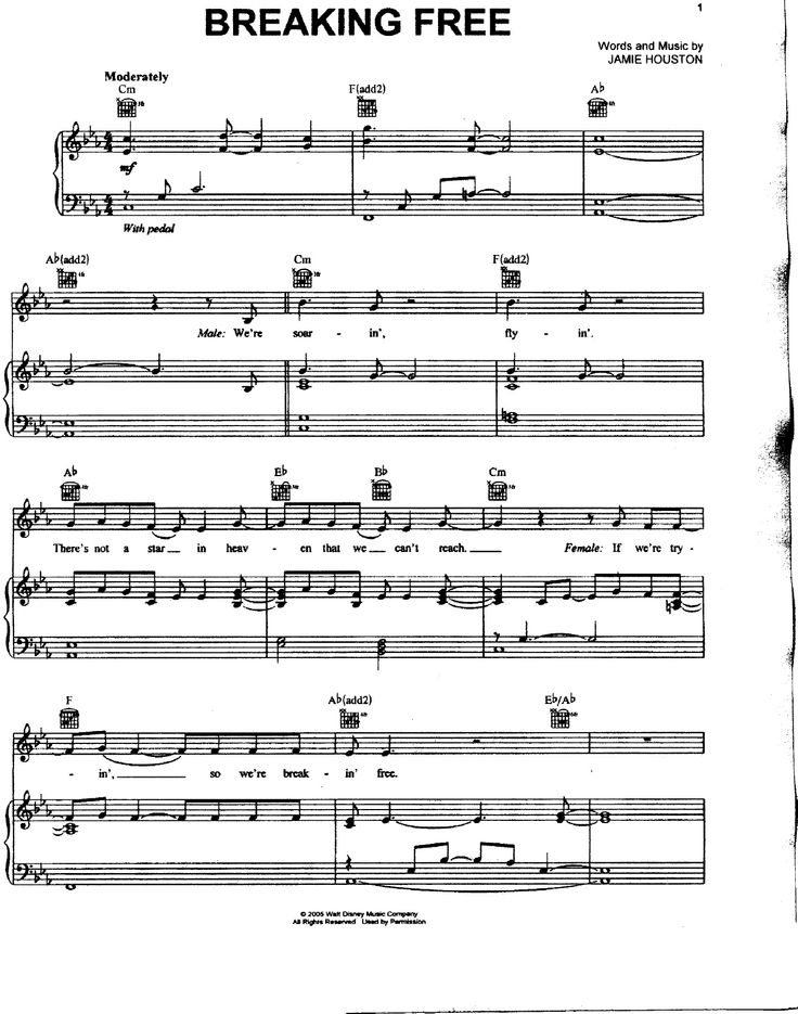 Sheet Music clipart high school musical 103 images choir SheetsSheet Music