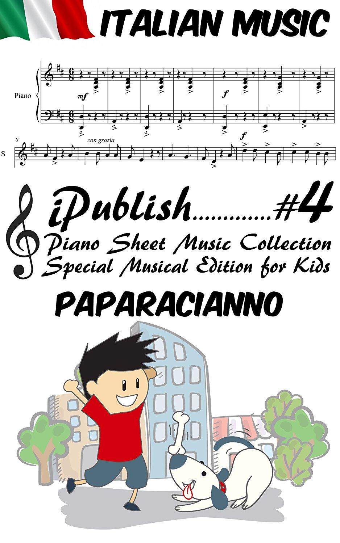 Sheet Music clipart italian #14