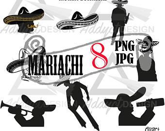 Sheet Music clipart mariachi #9