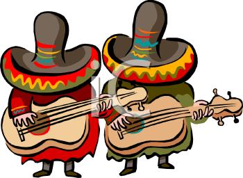 Sheet Music clipart mariachi #8