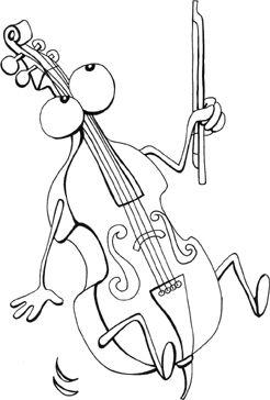 Sheet Music clipart music class Music best images page 223