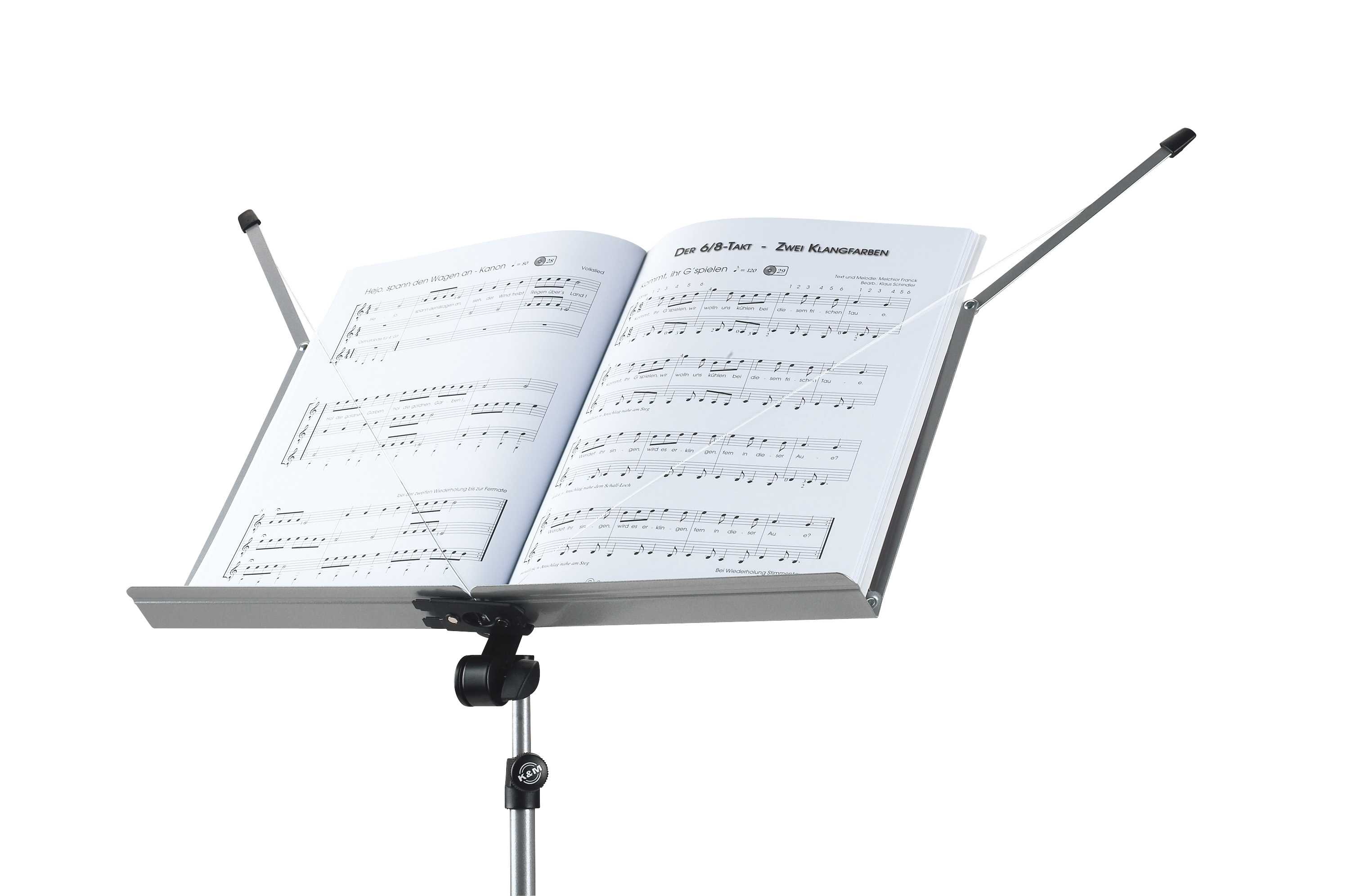 Sheet Music clipart music stand #13