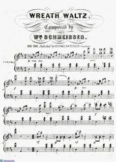 Sheet Music clipart opera принты) Opera белые Art (французские