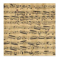 Sheet Music clipart printable Collections clipart Old sheet Old