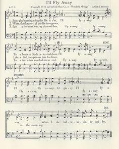 Sheet Music clipart singing group A a and I on