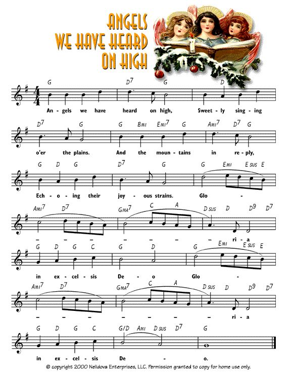 Sheet Music clipart singing group Holiday music and best on