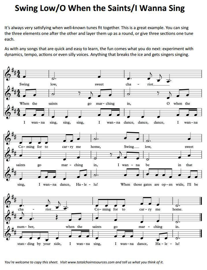 Sheet Music clipart solo singing #5
