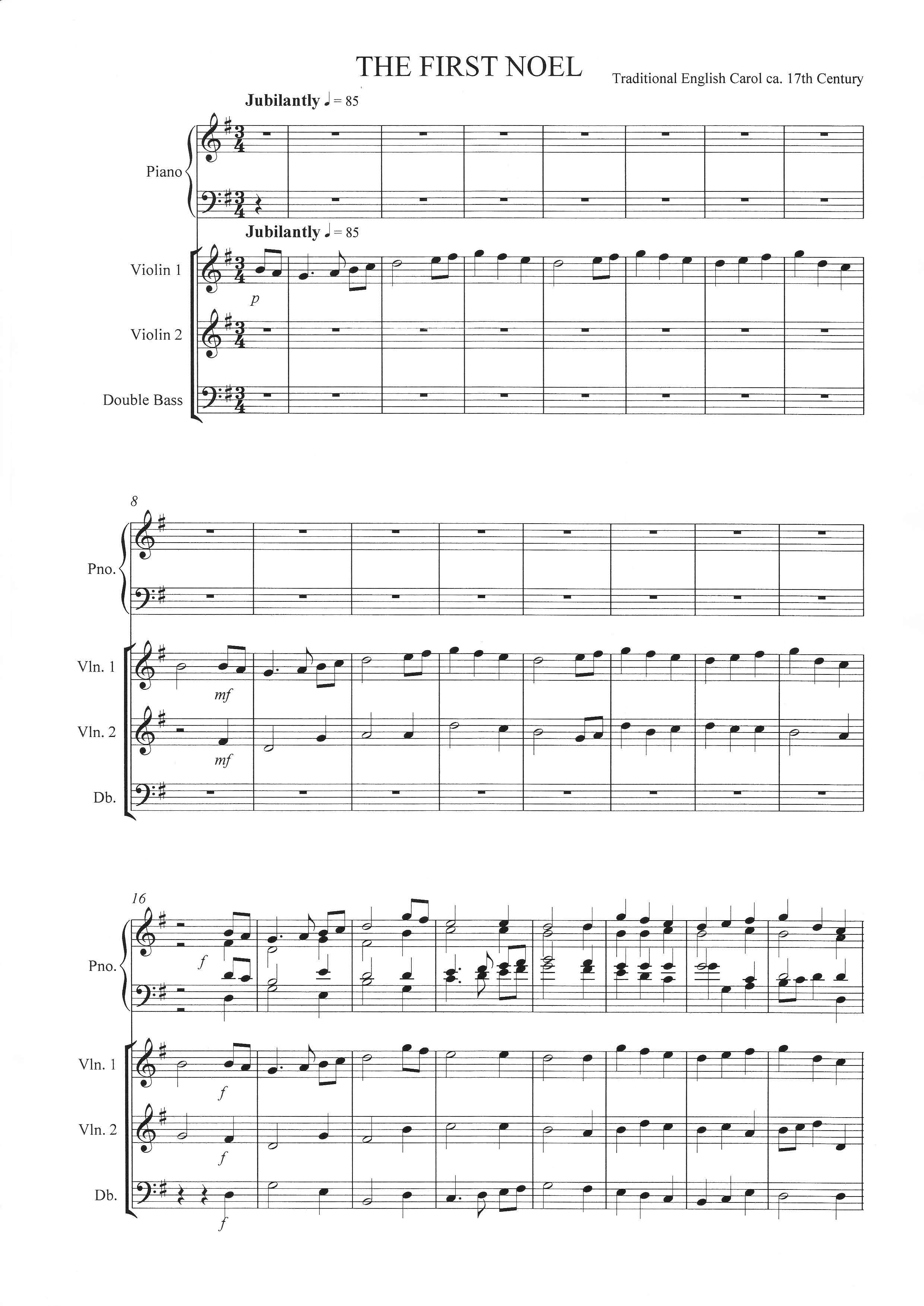 Sheet Music clipart solo singing #14