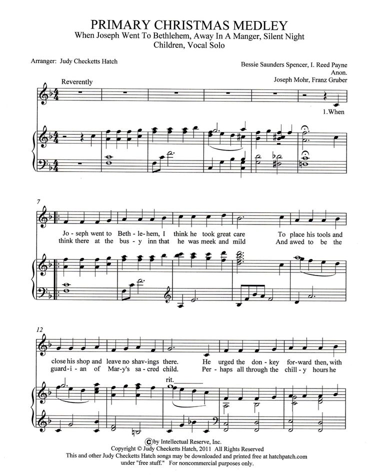 Sheet Music clipart solo singing #1