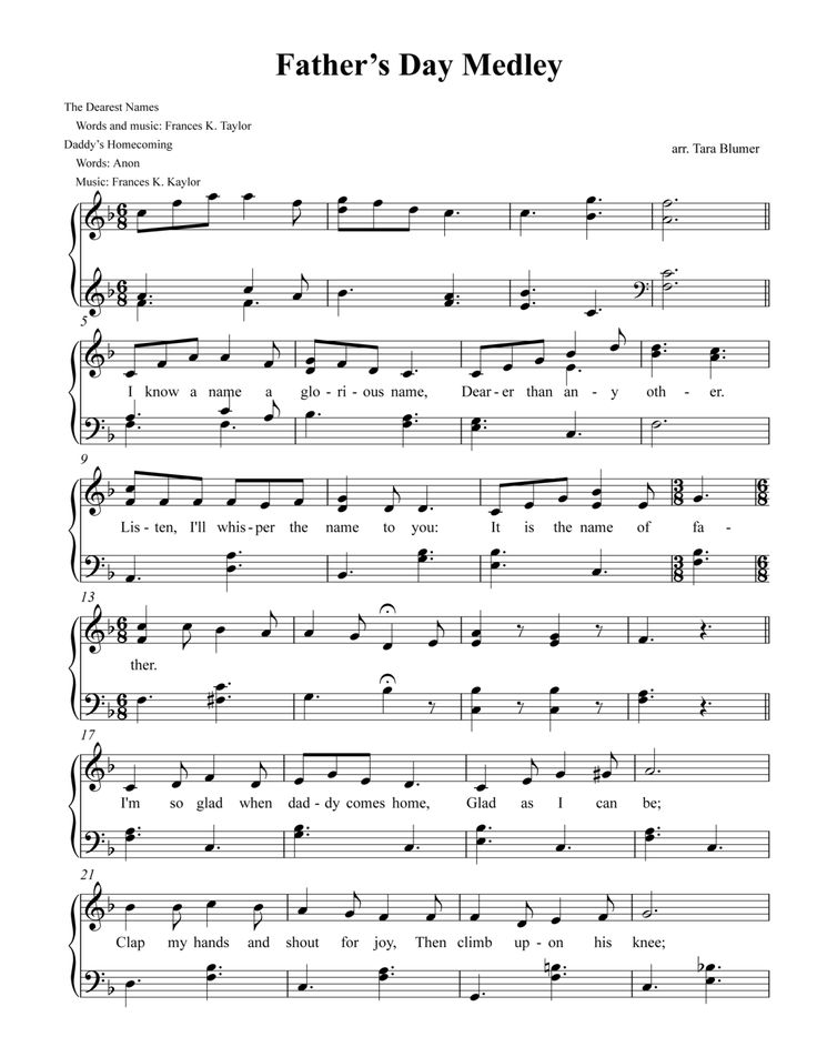 Sheet Music clipart solo singing #3