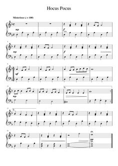 Sheet Music clipart solo singing #2