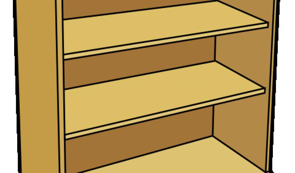 Shelf clipart #15
