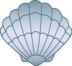 Shell clipart Vector sea free shell art