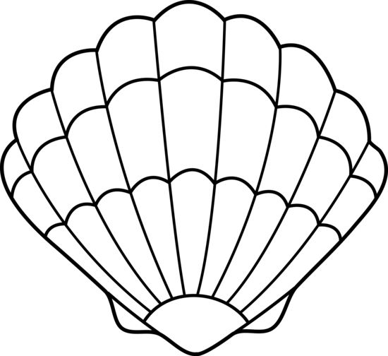 Shell clipart Shell shell%20clipart Panda Clipart Free