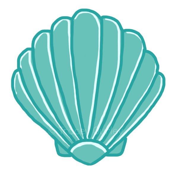 Shell clipart Seashell Clipart Clipartix clip Free