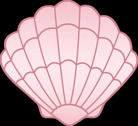 Shell clipart Seashell Clipart Clipartix shell Free