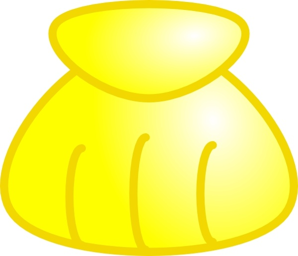 Shell clipart yellow Svg Shell clip  22KB