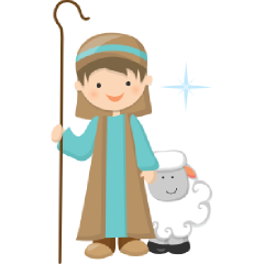Shepherd Boy clipart #12