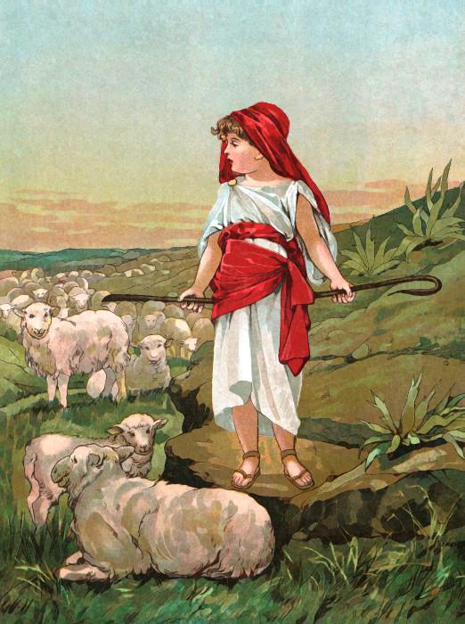 Shepherd Boy clipart sheep herder Shepherd /religion_mythology/bible/Childs_story_of_Bible_2/young_shepherd_boy  html /religion_mythology/bible