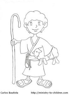 """Shepherd Boy clipart shepard Boy"""" Shepherd  Bible: David"""