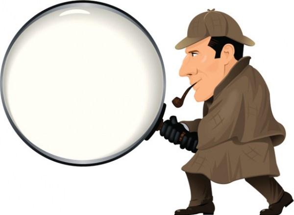 Sherlock Holmes clipart mysterious man Holmes sherlock clipartfox Sherlock clipart