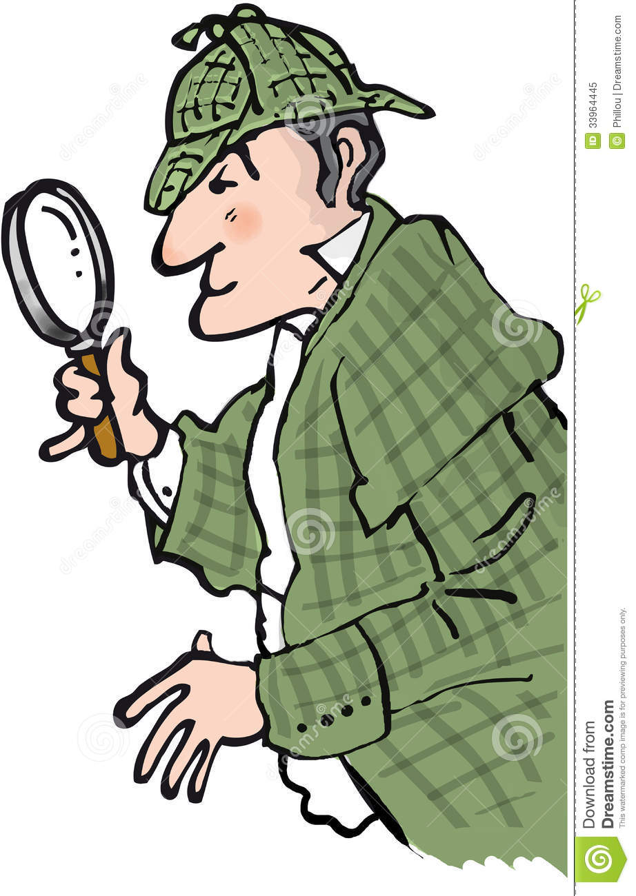 Sherlock Holmes clipart mysterious man Free Images Clipart Panda Clipart