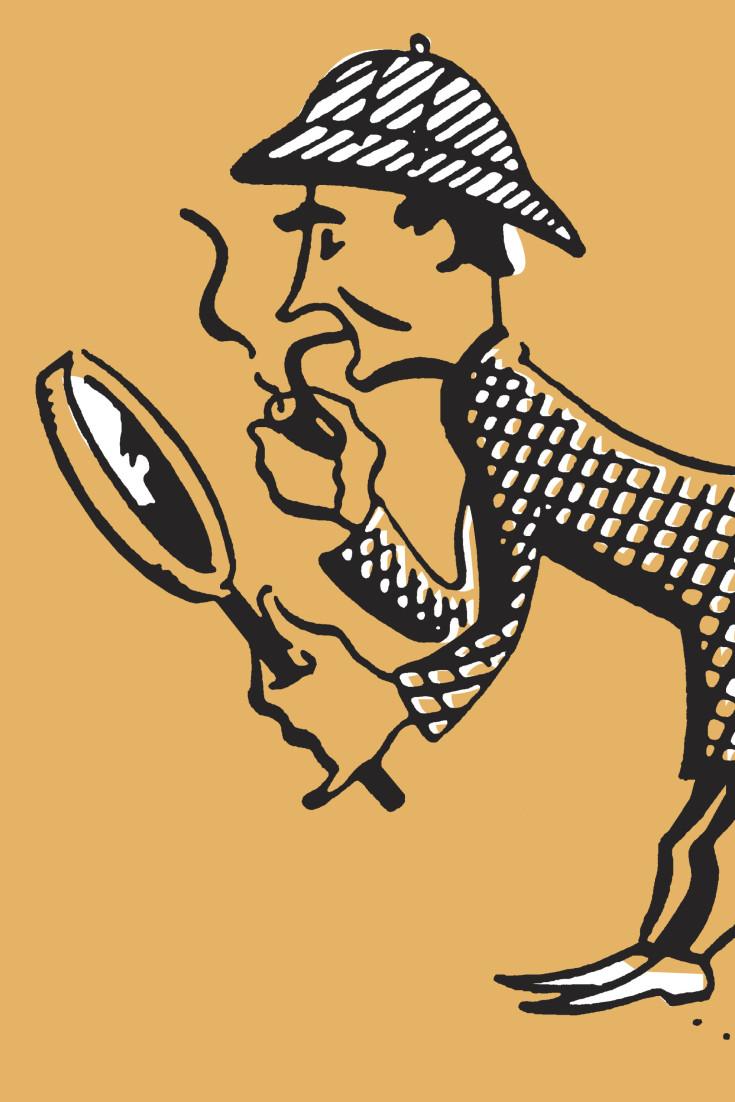 Sherlock Holmes clipart arthur conan doyle Sherlock Story Have Doyle Might