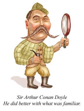 Sherlock Holmes clipart arthur conan doyle Doyle Doyle Arthur Sir Arthur