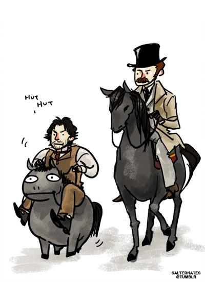 Sherlock Holmes clipart brilliant idea A  a OMG Brilliant