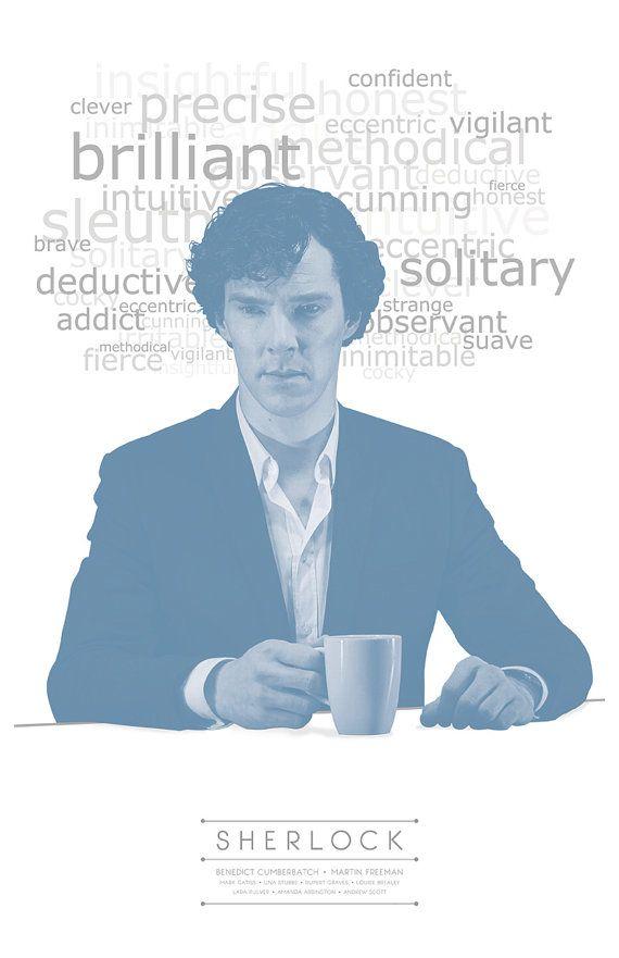 Sherlock Holmes clipart brilliant idea Holmes Sherlock Poster Show TV