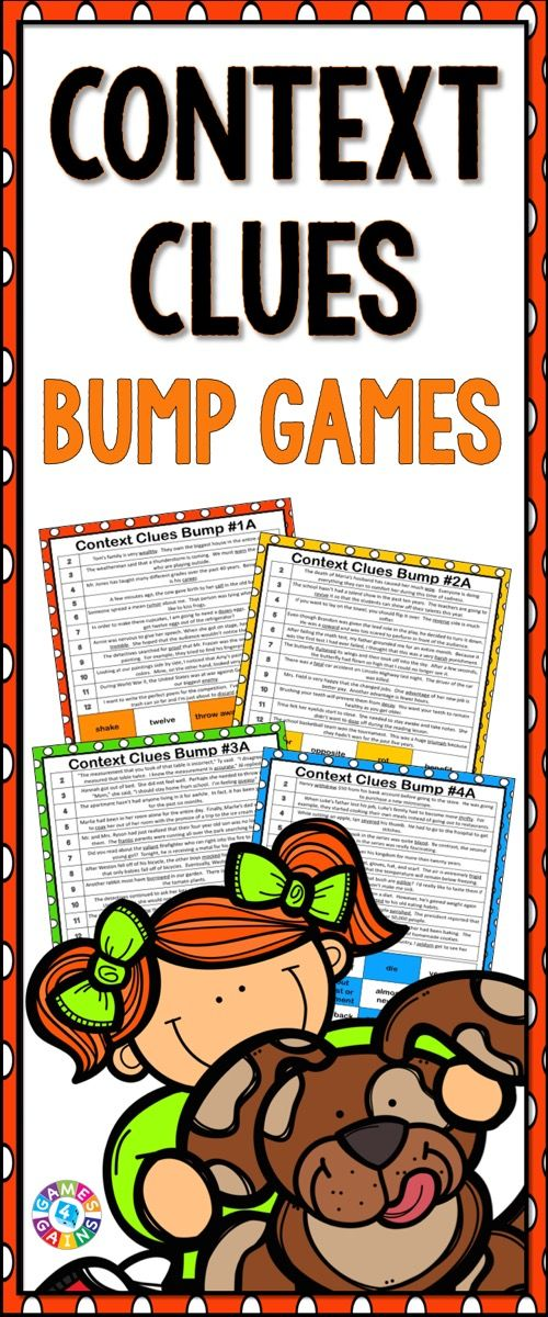 Sherlock Holmes clipart context clue Games to games 12 Reading