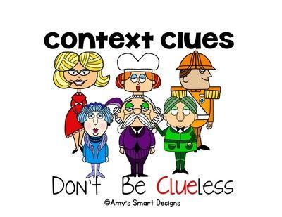 Sherlock Holmes clipart context clue Context Designs SMART PowerPoint Clues
