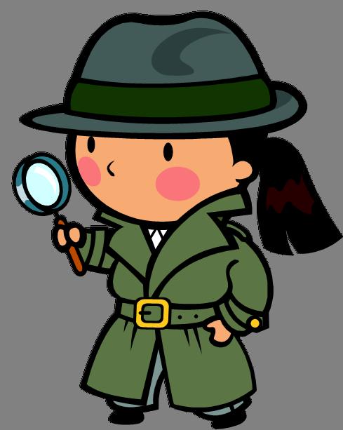 Problem clipart hypothesis Woman Images Detective Clipart Clipart