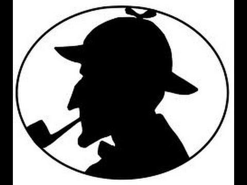 Sherlock Holmes clipart i think SHERLOCK Puzzle Can you like