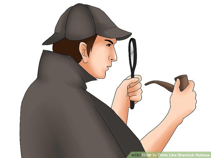 Sherlock Holmes clipart i think Sherlock (with How titled Like