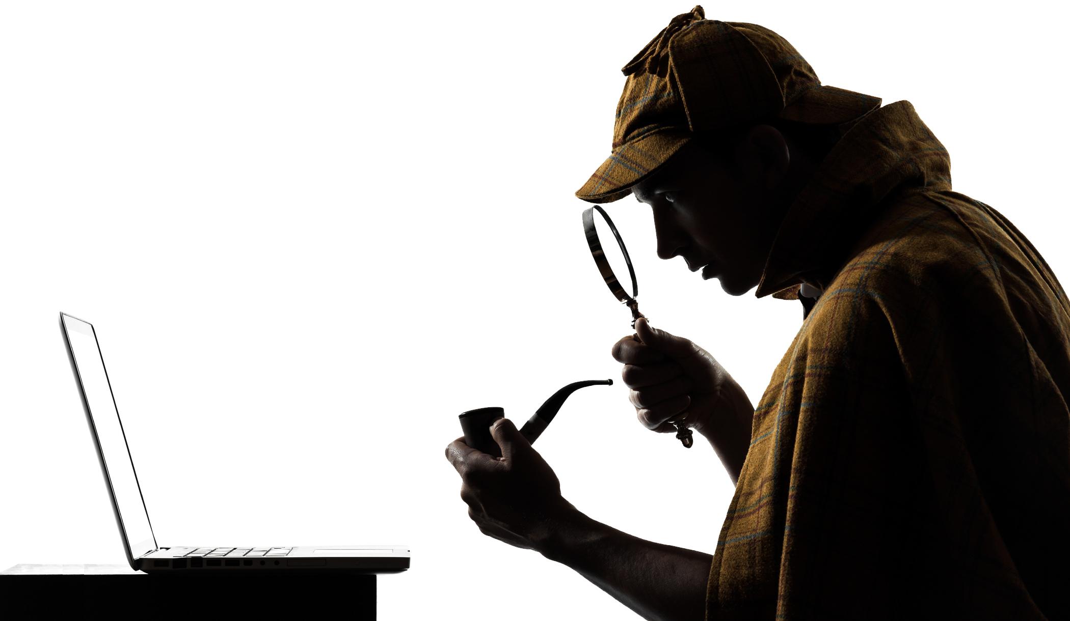 Sherlock Holmes clipart insight Drivers of Sherlock Holmes Customer