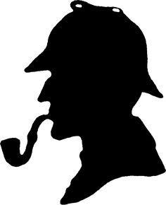 Sherlock Holmes clipart insight 30 Art best HOLMES STICKER