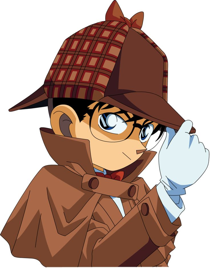 Sherlock Holmes clipart kid detective Detective images Agatha 61 about