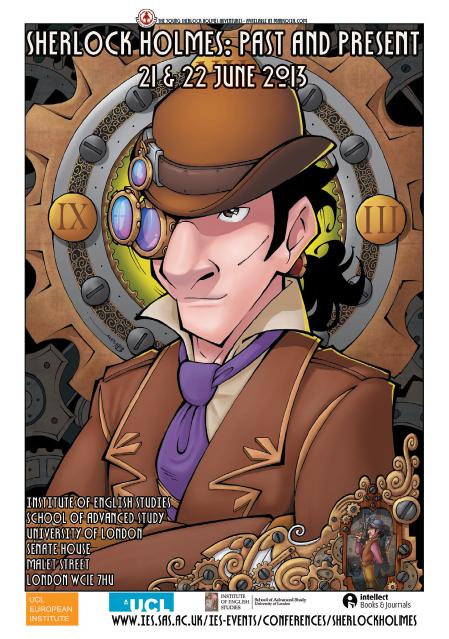 Sherlock Holmes clipart mission Society Sherlock Holmes February and