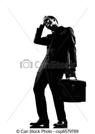 Sherlock Holmes clipart mysterious man  on · silhouette holmes