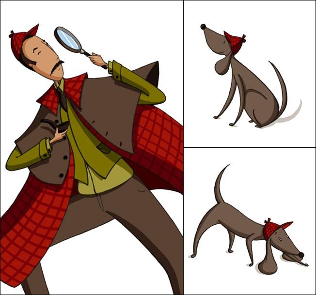 Sherlock Holmes clipart mystery On about best sherlock sherlock
