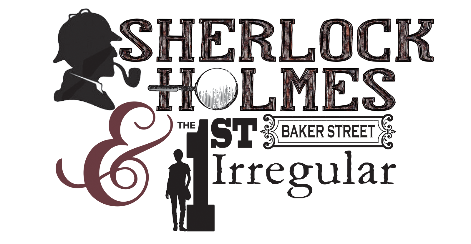 Sherlock Holmes clipart mystery box Of But street Rose Irregular