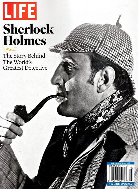 Sherlock Holmes clipart mystery genre Holmes Sherlock MAGAZINE Edition LIFE