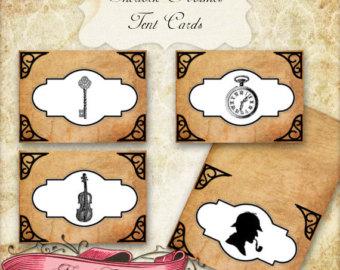 Sherlock Holmes clipart mystery genre Art clip Holmes Sherlock Detective