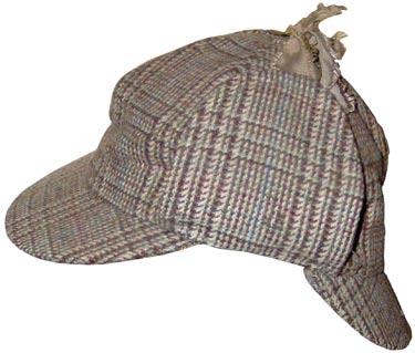 Sherlock Holmes clipart original Sherlock Holmes Clipart Hat Holmes