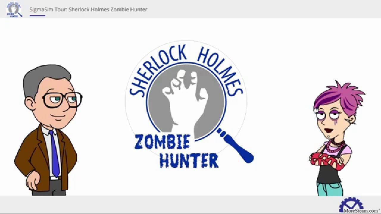 Sherlock Holmes clipart problem definition #10