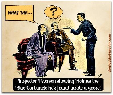 Sherlock Holmes clipart problem definition #15
