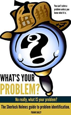 Sherlock Holmes clipart problem definition #1