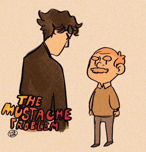 Sherlock Holmes clipart problem definition #3