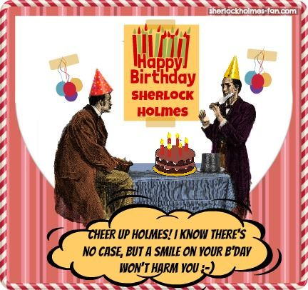 Sherlock Holmes clipart quiz time Is his with only picture
